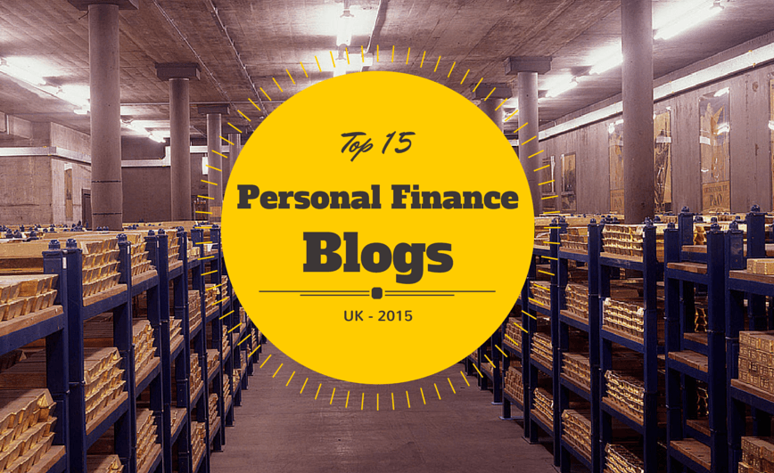 Top 15 UK Personal Finance Blogs 2015 List