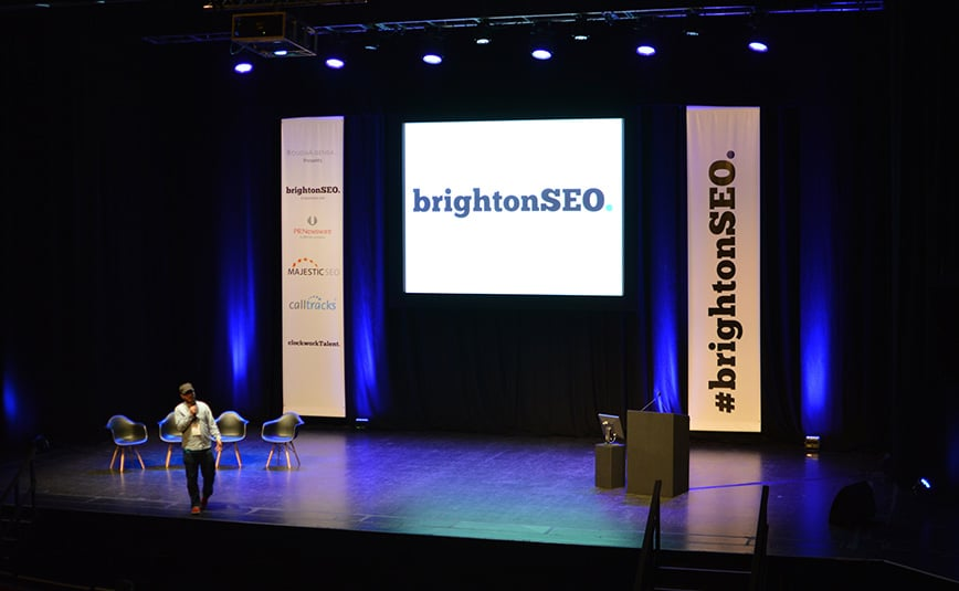 BrightonSEO September 18th 2015 Schedule & Speaker List