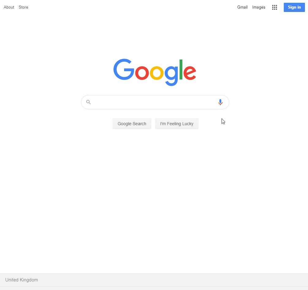 Google Job Search individual listing